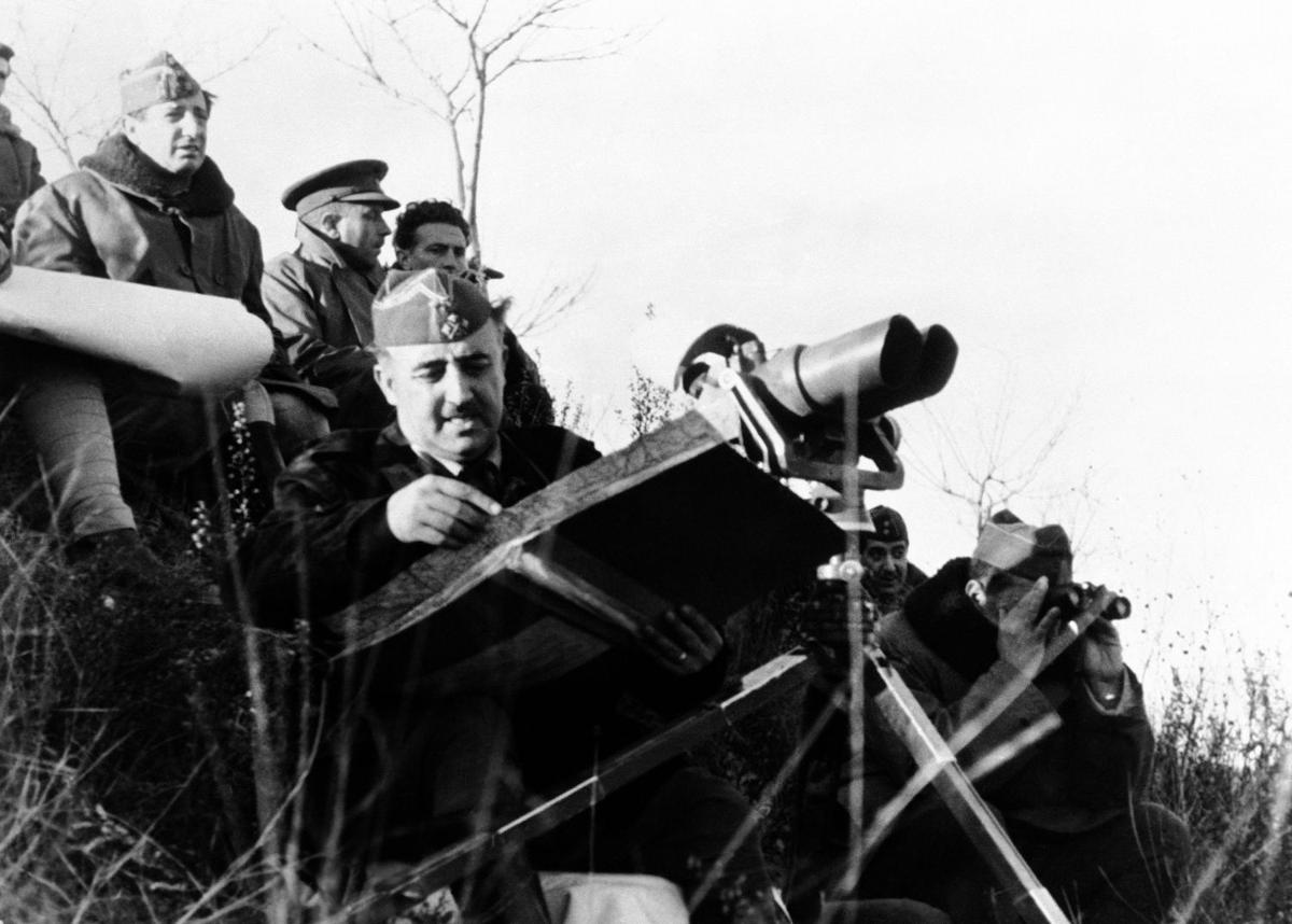 1939: Gen. Francisco Franco