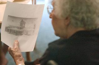 Family of architect talks about historic neighborhood