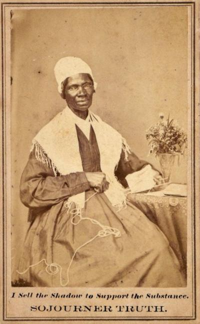 A Page From Our Past: Sojourner Truth spoke in Bloomington