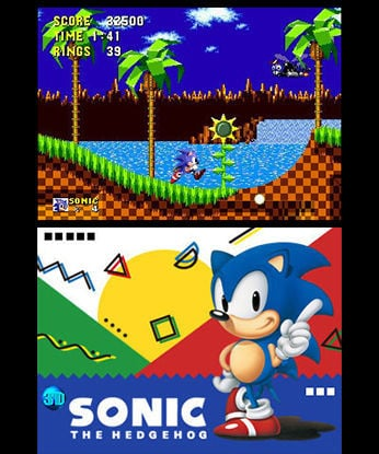 11. 3D Sonic the Hedgehog