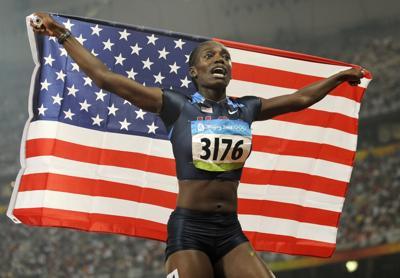 Exchange Olympian Dawn Harper