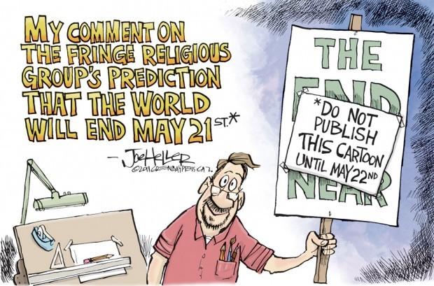Editorial Cartoon 05/26/11