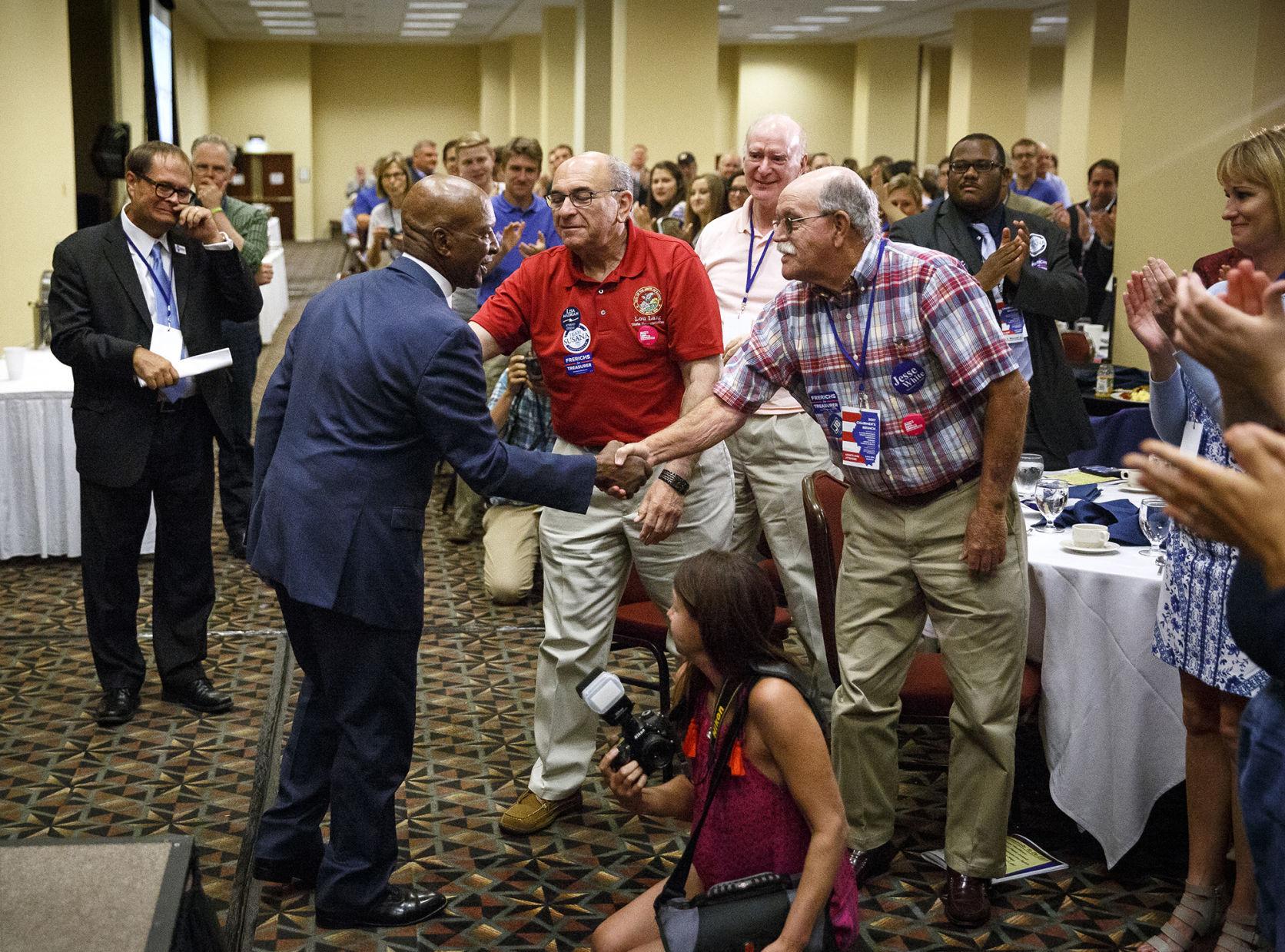 Jesse White, 83, to seek sixth term as secretary of state