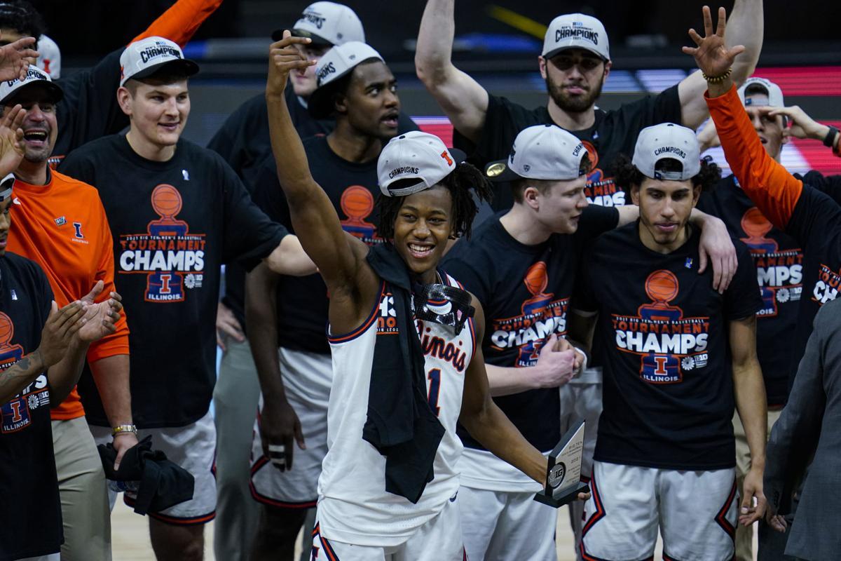 B10 Ohio St Illinois Basketball (NBA Draft)