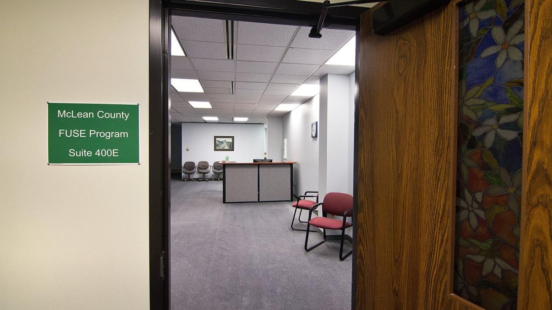Watch now: McLean County residents in mental health crisis have another place to get help