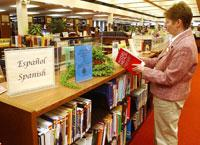 Library to offer non-English help to patrons