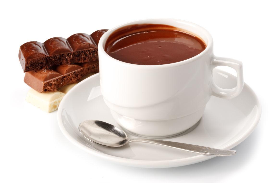 Chocolate, coffee and caffeine