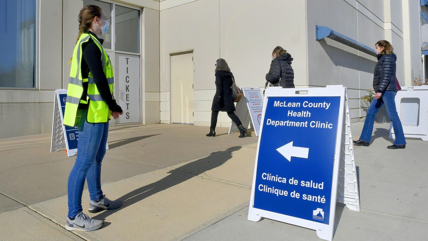 Illinois adds 3,630 COVID-19 cases, 13 deaths on Saturday