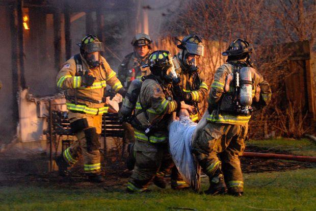 Woman Hurt In Fire On Lafayette St In Bloomington