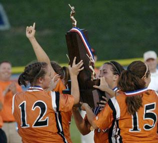 NCHS wins softball title