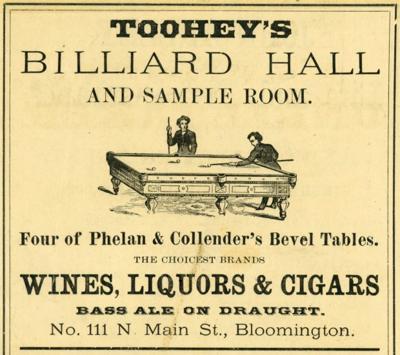Billiard Hall PFOP