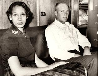 Wife reflects on breaking marriage color barrier