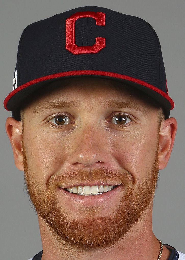 Jordan Luplow, Indians, MLB, hedshot
