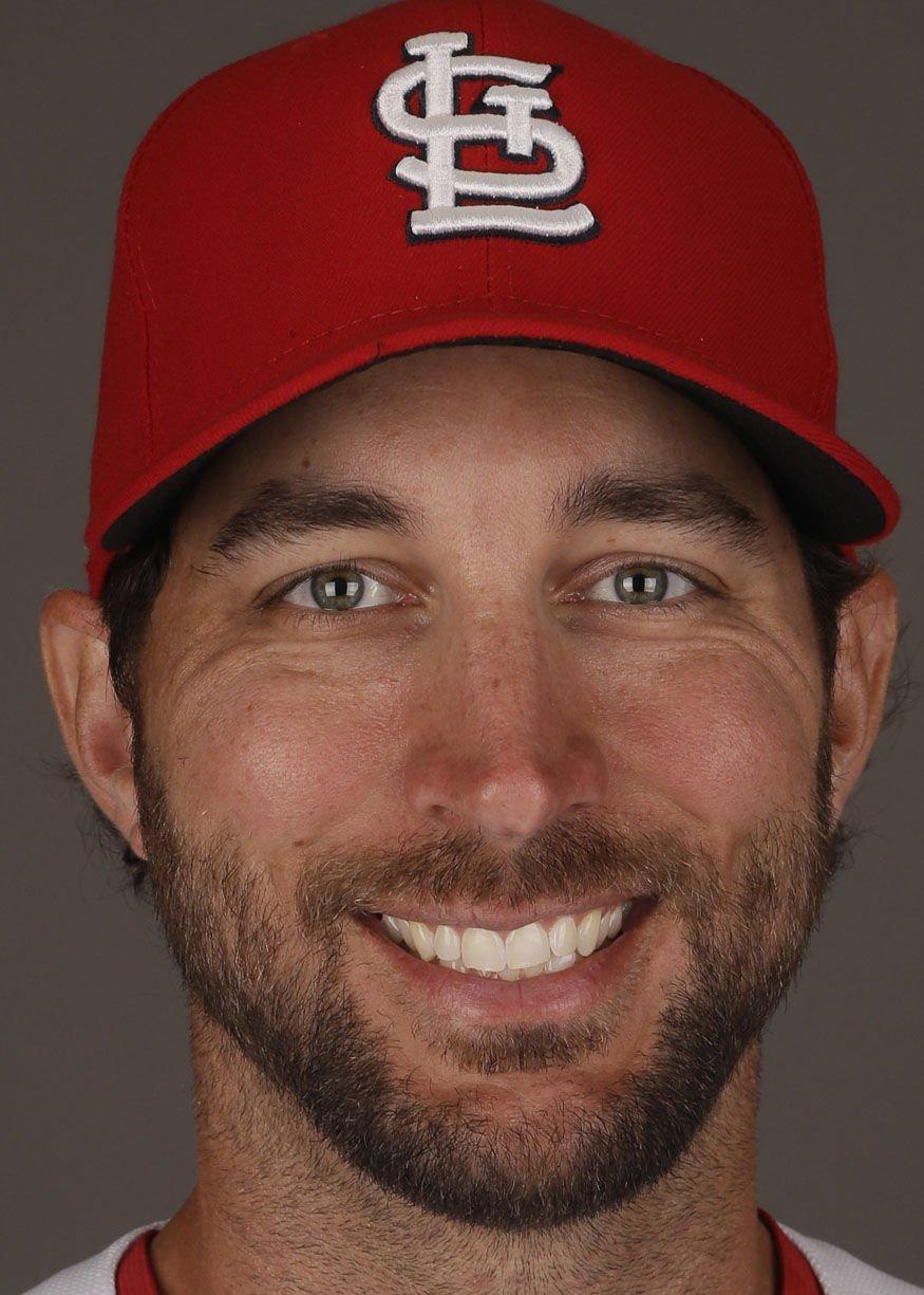 Adam Wainwright, Cardinals 2017 hedshot