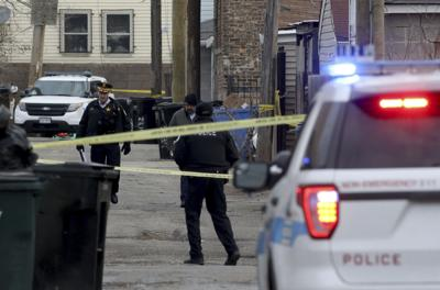 Chicago Police-Shooting