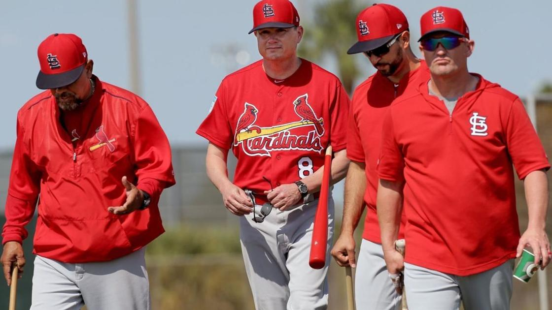 Two out, pressure's on: Mozeliak's next choice a defining one for Cardinals