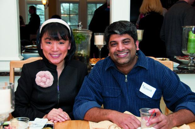 Elaine Shung, Krishna Balakrishnan