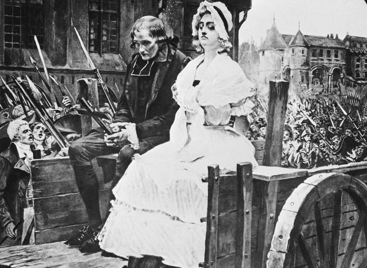 1793: Marie Antoinette