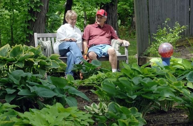 A Gardening Paradise Lexington Couple Carves Out A Nature Sanctuary Home And Garden