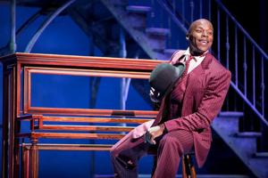 Timely 'Ragtime': Musical's themes like CNN's headlines