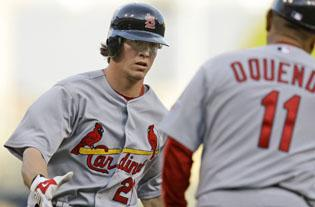 Rasmus, relievers lead Cards over Pirates