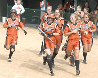 NCHS softball ready for fight to the end