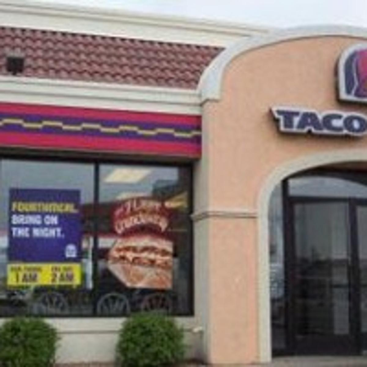 Menu boards at Taco Bell, KFC, Pizza Hut to display calories