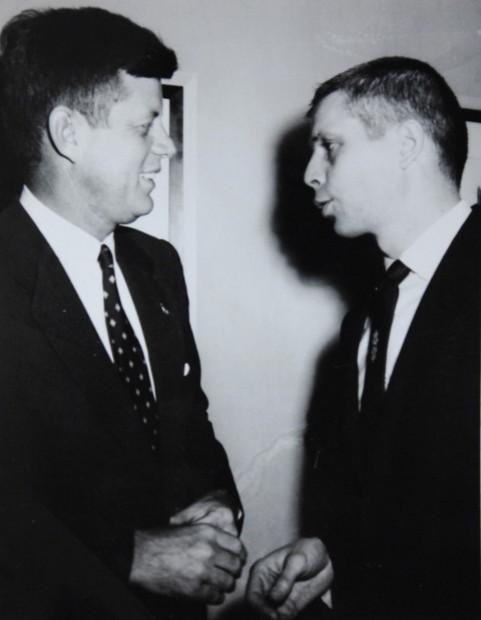 Kennedy and Baldini