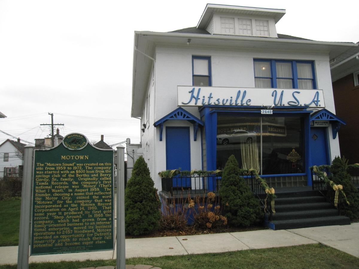 1959: Motown Records