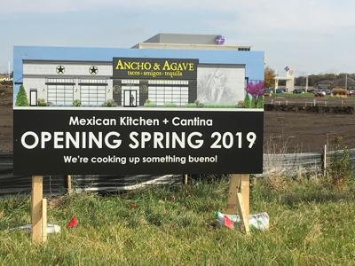 Site Preparation Work Is Underway For The New Biaggi S Ristorante Italiano And A Mexican Tex Mex Restaurant Named Ancho Agave Restaurants Along With