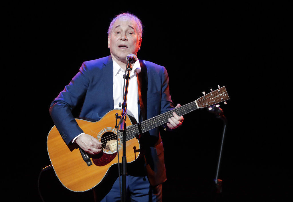 Music-Paul Simon