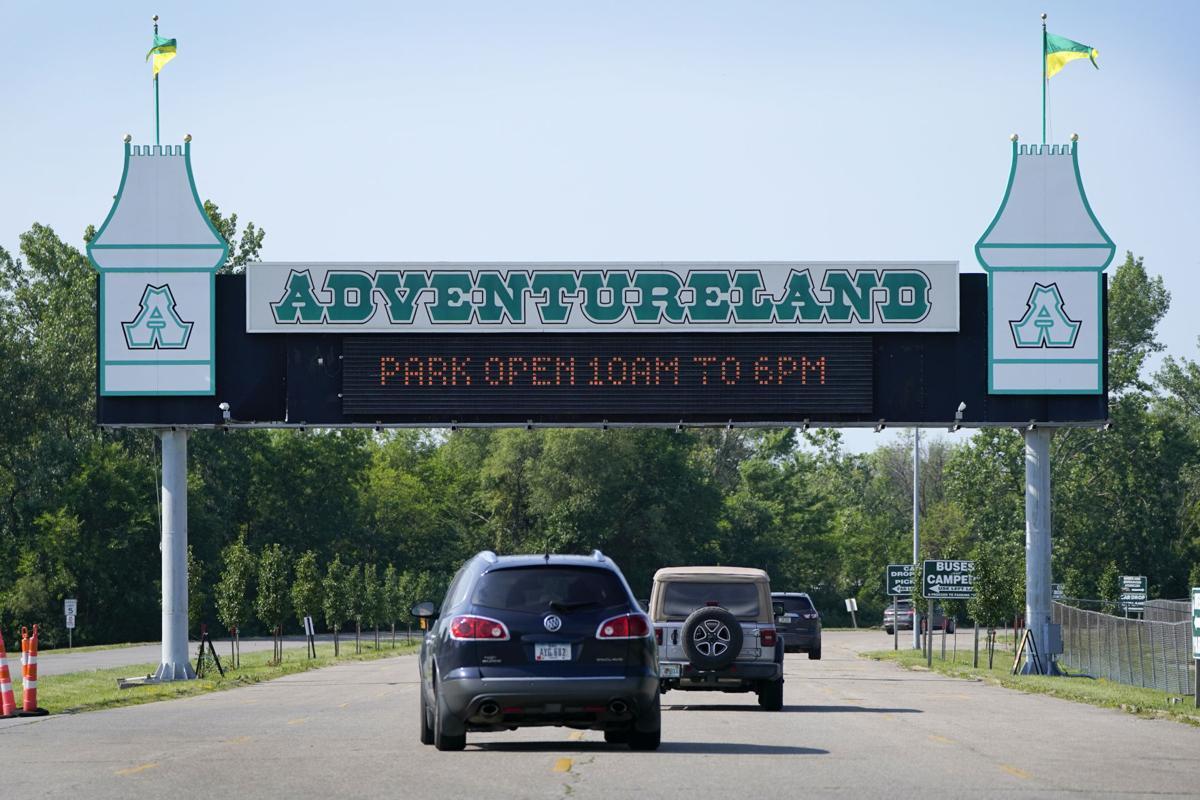 Adventureland Park Accident