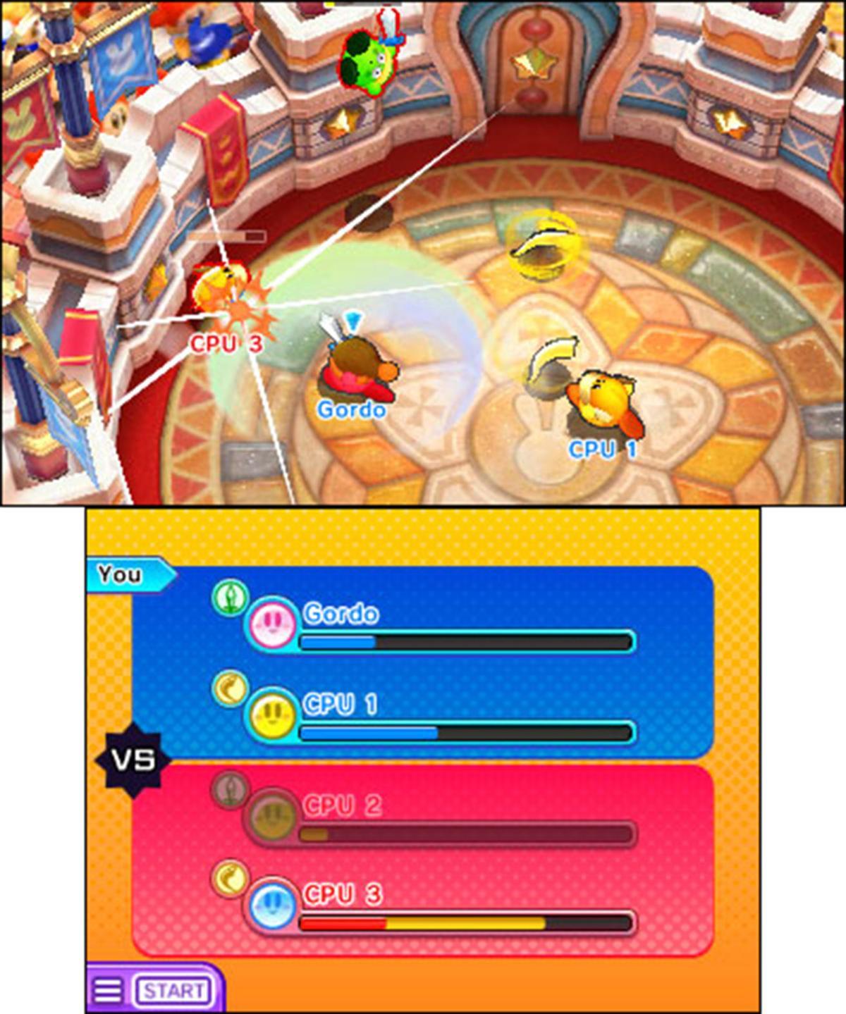 Kirby: Battle Royale 2, Nintendo of America photo