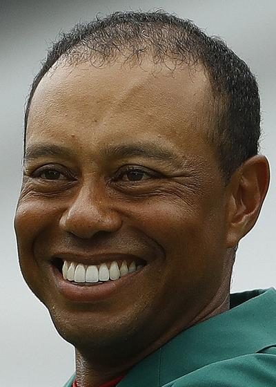 Tiger Woods, 2019 hedshot after Masters