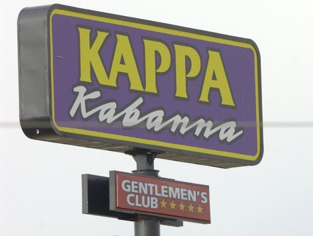 kappa kabana strip