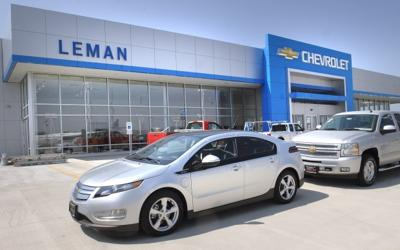 Leman S Chevy City To Reopen Wednesday Local Business Pantagraph Com