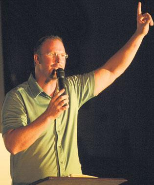 Big plans for church plant in southwest Bloomington