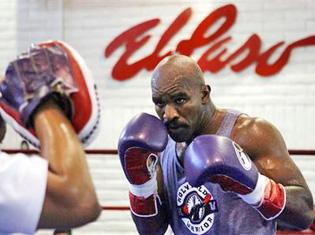 Holyfield serious about being champion