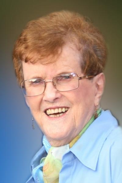 Margaret Vaughan obit
