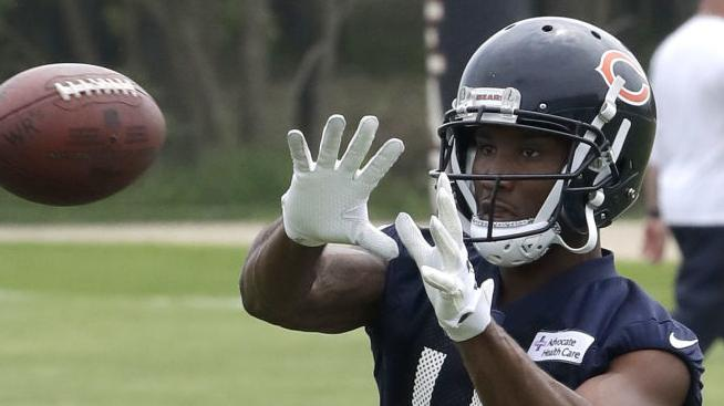3db8580212f Bears expect speedy receiver Taylor Gabriel to be more than a gimmick |  Football | pantagraph.com