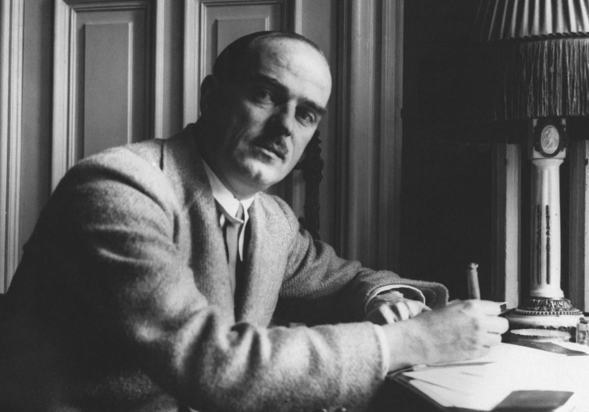 1938: Thornton Wilder