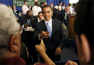 Obama promises sweeping government reform