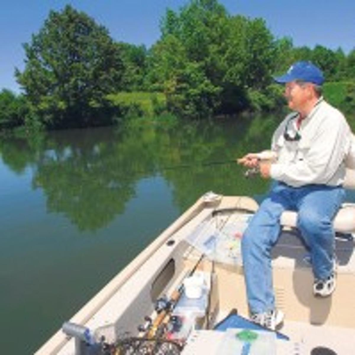 Central Illinois has some prime fishing opportunities