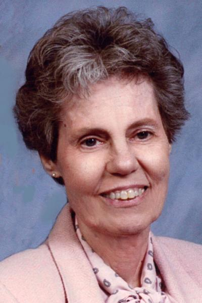 Betty Garman obit