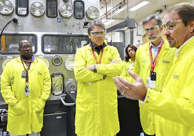 Nuclear Waste Nevada