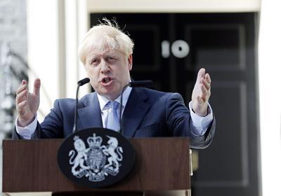 APTOPIX Britain Conservatives