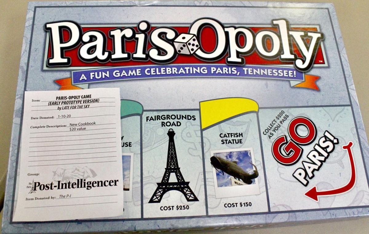 Parisopoly