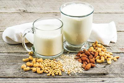 Readily available dairy alternatives are expanding