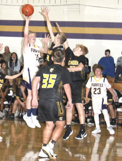 Lions roar past Pirates in River Conference play