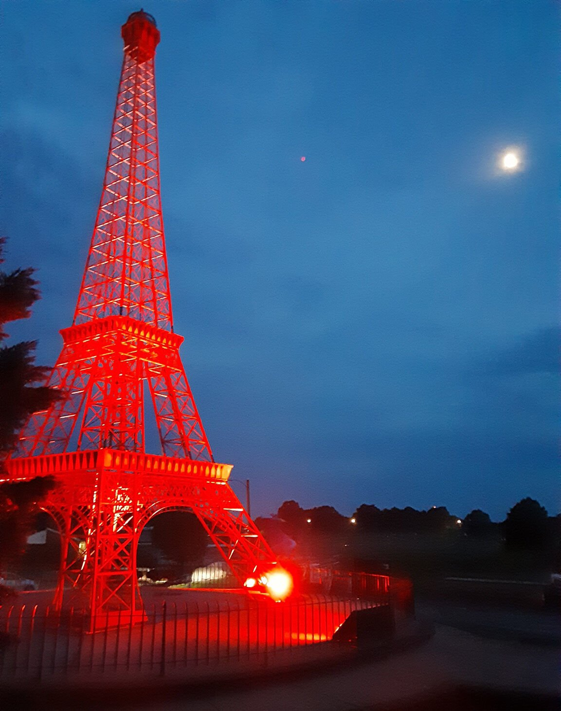 PARIS TN: Red Sand Project targets human trafficking